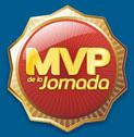 Medalla d´honor MVP de la Jornada